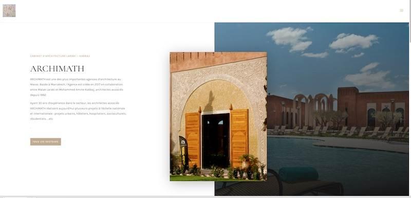 Faire un site wordpress à Marrakech 8
