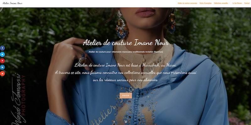 caftan à marrakech imanenour.com