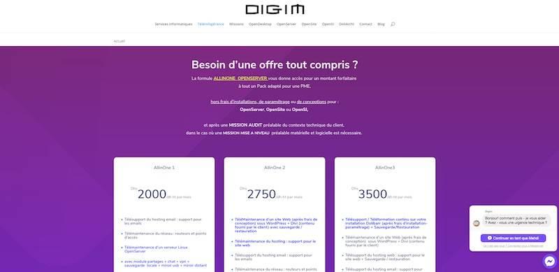 Faire un site wordpress à Marrakech 12